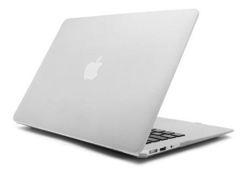 combo 2 en 1 macbook case + teclado air 13 a1932 mate