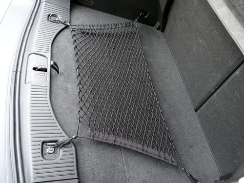 combo 2 redes porta objetos porta malas chevrolet tracker