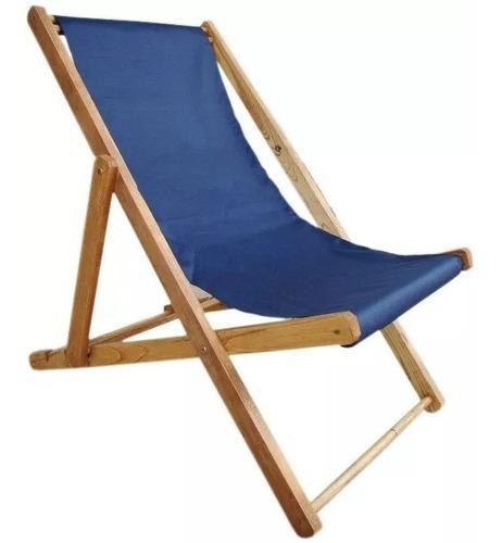combo 2 reposeras plegables de madera con mesa baja plegable de eucalipto - ecomadera