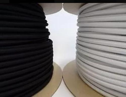 combo 2 rollos cordón elástico 2,5 mm redondo x 100 metros