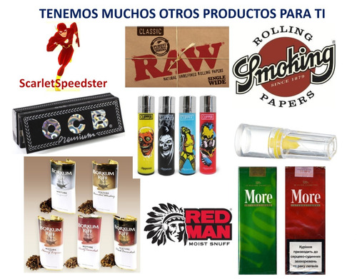combo 2 tabacos hav a tampa blunt wrap  dulce con yesquero