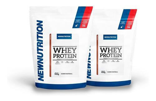 combo 2 whey protein's newnutrition