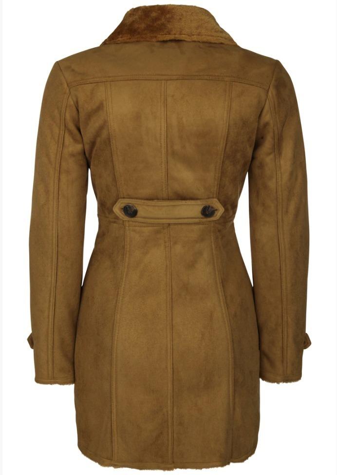 1863ad1ee3c2e combo 3 abrigos para mujer diseño acinturado roosevelt. Cargando zoom.