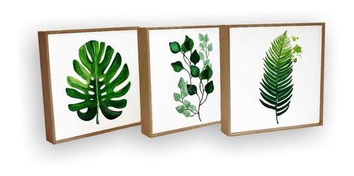 combo 3 cuadros nórdicos pintados a mano regalo dia de madre