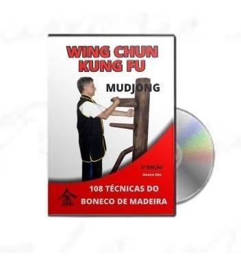 combo 3 curso mudjong - 108 técnicas boneco de madeira de w