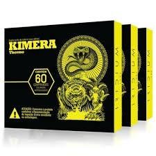 combo 3 kimera 60 tabletes - iridium labs  (180 tabletes)