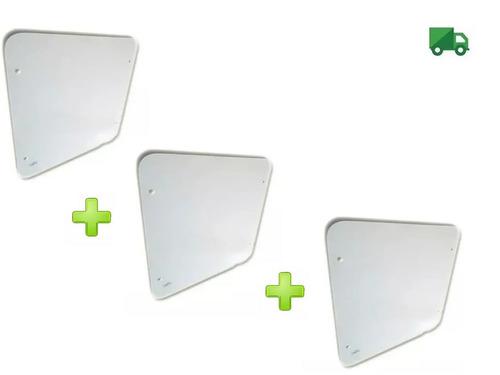 combo 3 panel placa 480w estufas calefaccion envio gratis