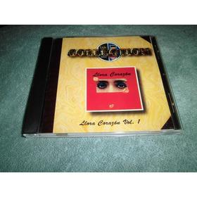 Combo 4 Cd: Llora Corazón: Vol. 1 - Enamorados- Cita De Amor