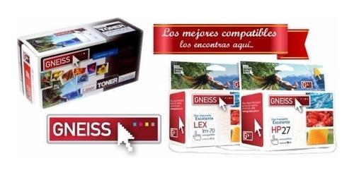 combo 4 gneiss hp564 xl - photosmart plus b210a - bcmy