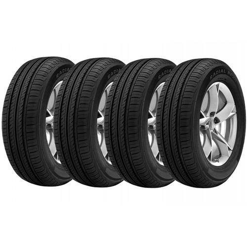 combo 4 pneus legacy  ecosport 205/60r16 92h rp28 goodride