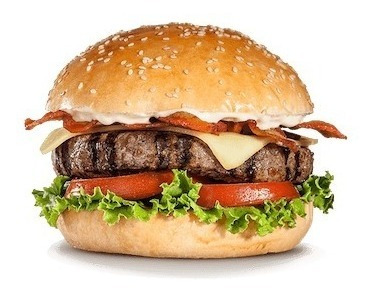 combo 40 hamburguesas ** gigantes** + pan + aderezo!!