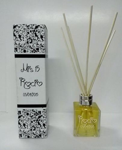 combo 40 souvenirs difusores!!! c/ caja personalizada!!!