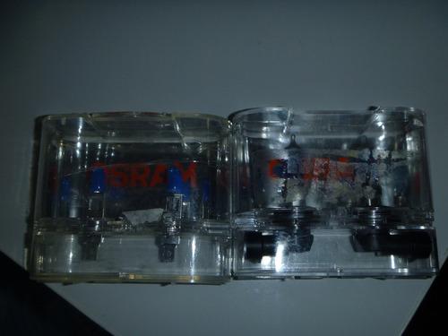 combo 4bombillos osram hb4 night breaker y h1 cool blue 5000
