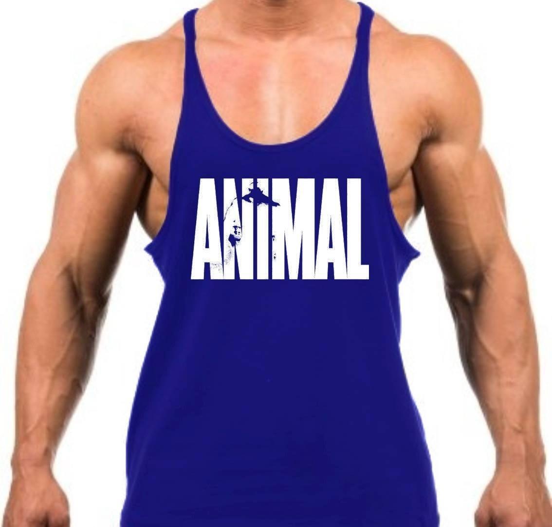 cece66f9237b4 Combo 5 Camisetas Animal Pak Regatas Super Cavada Musculação - R ...