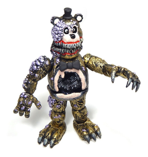 combo 5 figuras five nights freddys the twisted ones fnaf