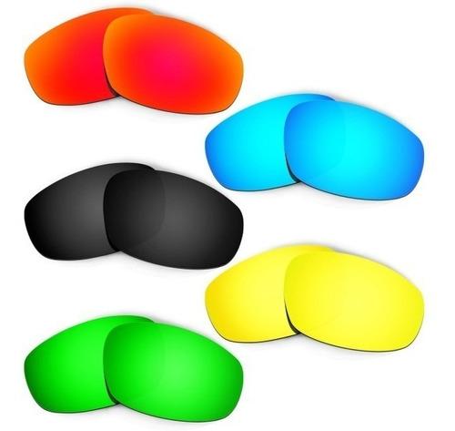 combo 5 pares de lentes p/ oakley penny temos todas as cores