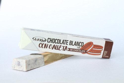 combo 9: 4 tabletas de chocolate
