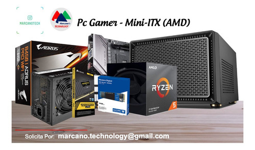 combo actualización / armado pc gamer / componentes
