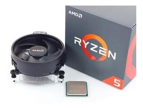 combo actualización pc gamer amd ryzen 5 2400g mother a320m con ddr4 8gb 2400mhz