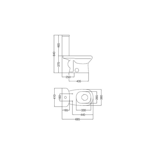 combo adriatica ferrum inodoro + mochila + lavatorio columna