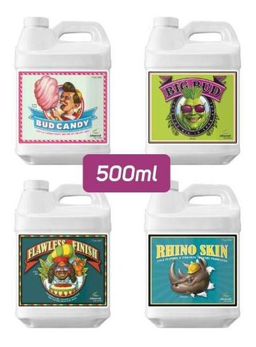 combo advanced nutrients 500ml