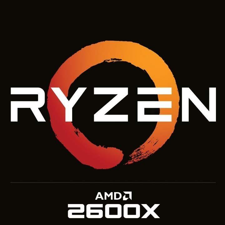 Combo Amd Ryzen 5 2600x + Msi B450 Tomahawk + Ram 16gb