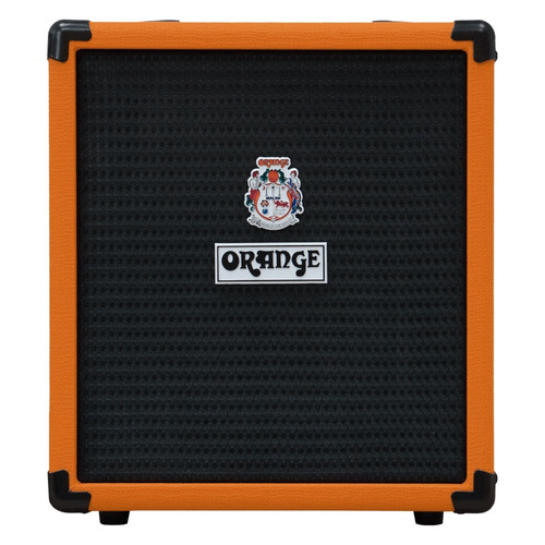 combo amplificador bajo orange crush bass 25 + garantía