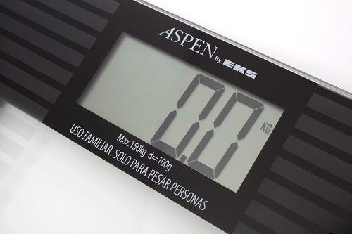 combo aspen balanza digital 9522 + tensiometro muñeca s150