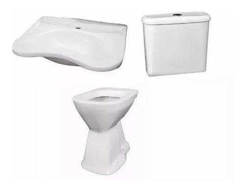 combo baño de discapacitado cordenons + griferia + barrales