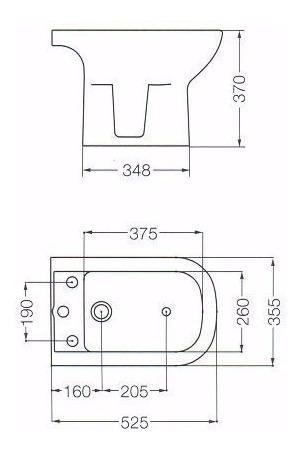 combo bari ferrum completo inodoro depósito dual bidet tapa ahora 12 y 18