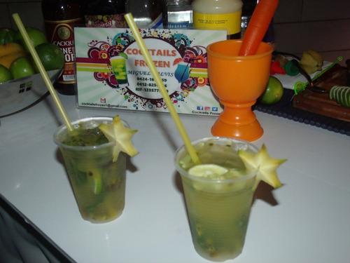 combo barra movil halloween + ronda de tequila!!!!!!!
