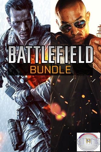 combo battlefield 4 premium y hardline ultimate ps3