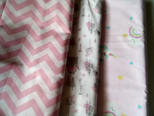 combo beba toalla grande+toallita+canasta de tela