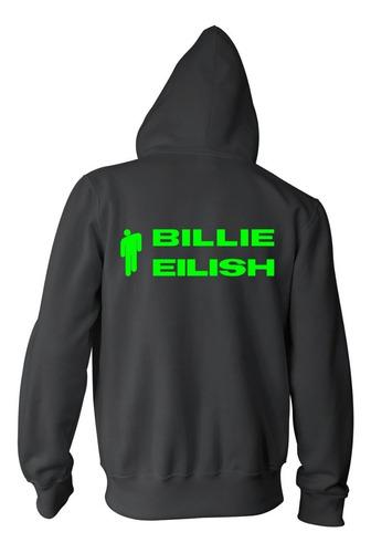 combo billie eilish - campera + remera + gorra