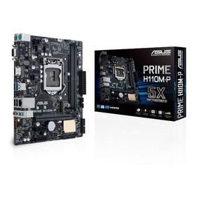 Combo Board Asus H110 + Procesador I5 6600t Nuevo Sellado