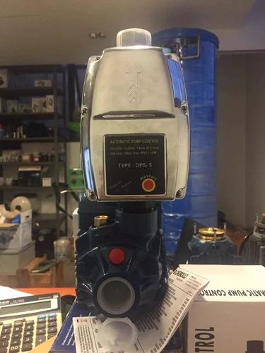 combo bomba 1/2 hp pedrollo & press control dps-5 silenciosa