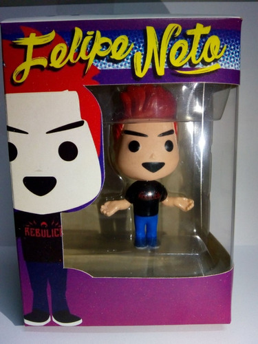 combo boneco felipe neto e boneco luccas neto apenas r$60,00
