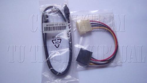 combo cable de datos sata + cable pawer ide a sata