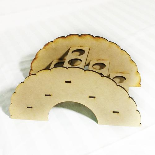 combo candybar fibrofacil 6 prods desarmado - cbk-006d