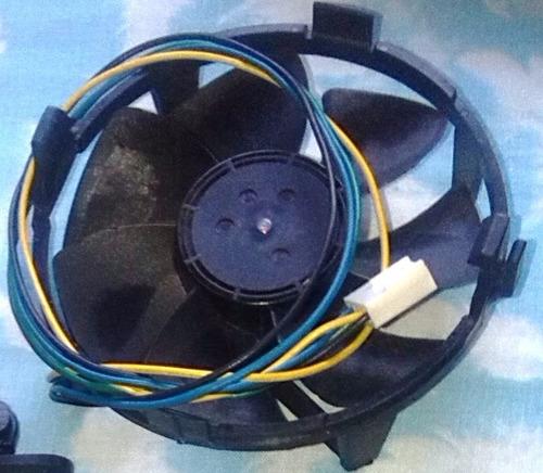 combo cargador de motorola y ventilador para pc