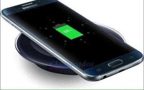 combo cargador inalambrico qi iphone samsung huawei  15$