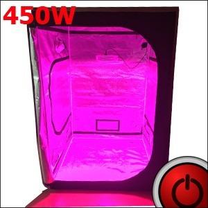 combo carpa indoor 100x100x180 led ufo 300w full spectrum !!