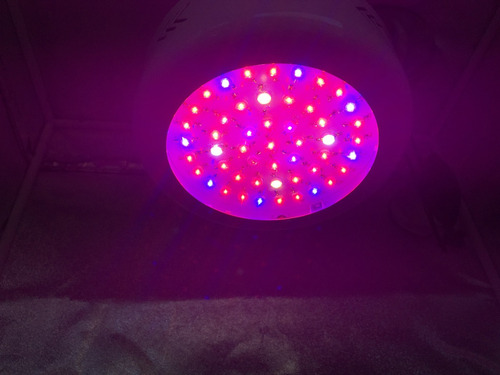 combo carpa indoor 60x60x160 led ufo 150w excelente