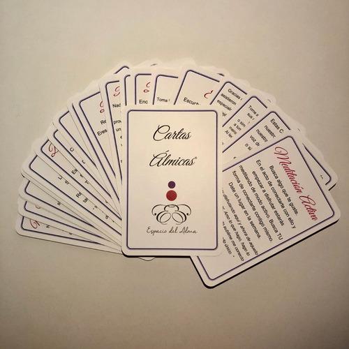 combo cartas x 2  hellinger aforismos + cartas + álmicas