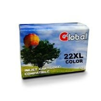 combo cartucho para impresora 21 xl  22 xl negro y color