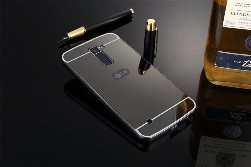 Combo case funda aluminio tipo espejo y cristal lg g3 stylus en mercado libre - Pulir aluminio a espejo ...
