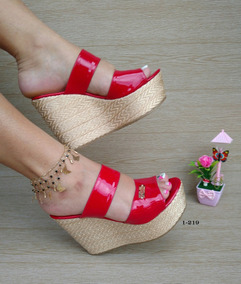 e9f9148c Zapatos De Charol Punto Rojo - Ropa y Accesorios en Mercado Libre ...