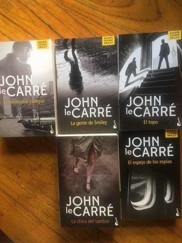 combo cinco libros de john le carré