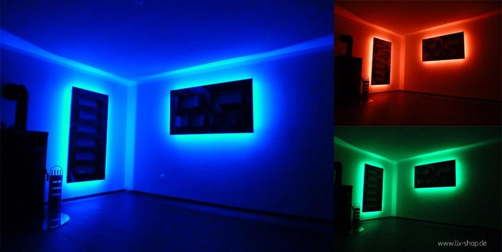 combo cinta led 3528 12v monocolor transformador y. Black Bedroom Furniture Sets. Home Design Ideas