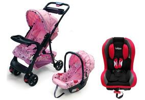 59ce5c34c Cochecito Huevito Rosa - Artículos para Bebés en Mercado Libre Argentina